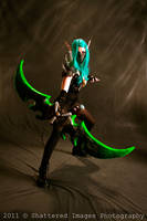 Night Elf by Shattered-Images