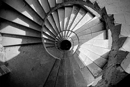 Stairwell whirl
