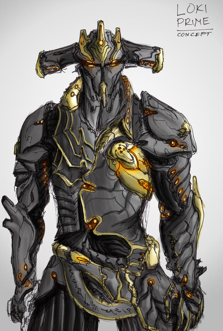 LOKI PRIME by MnStrptrSkrn on DeviantArt
