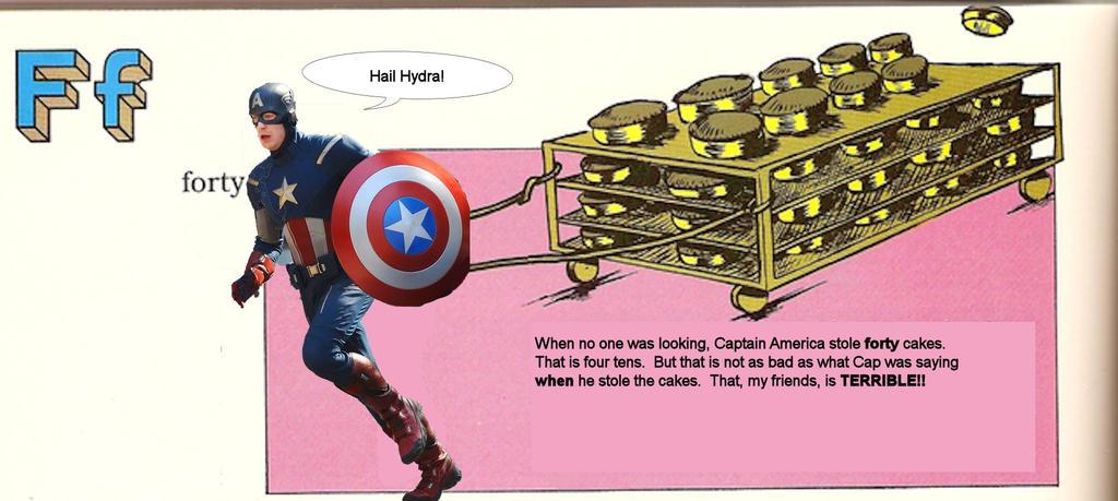 Lex Luthor Cakes Terrible