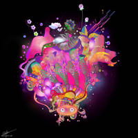 Yahoo - PurpleScape by archanN