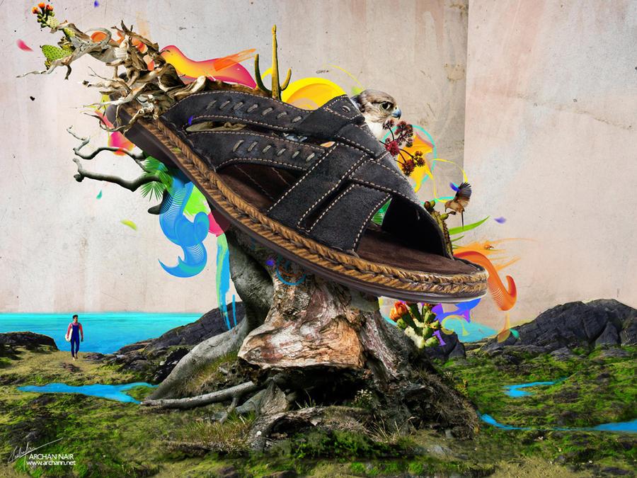 Zu Shoes - Sandal by archanN