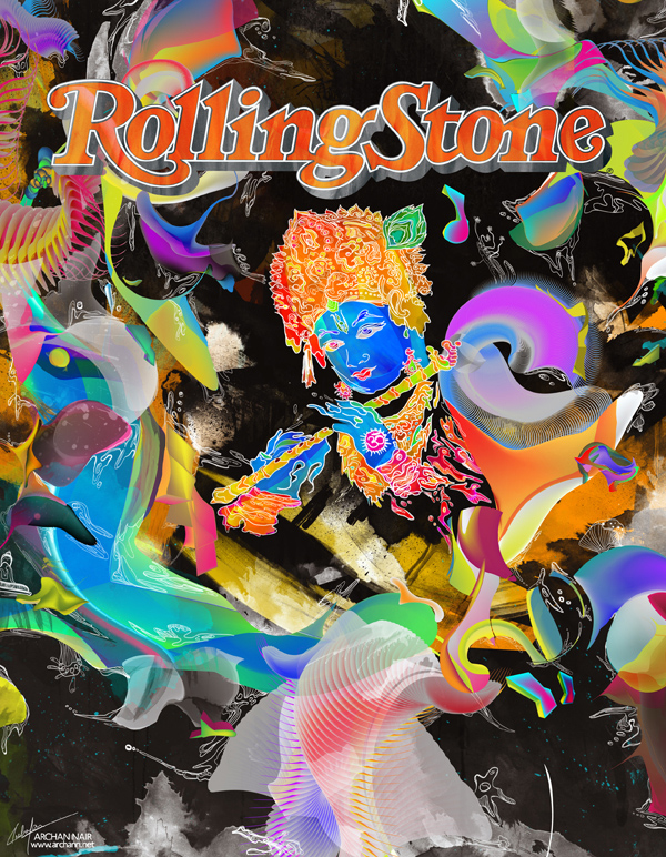 Rolling Stone by archanN