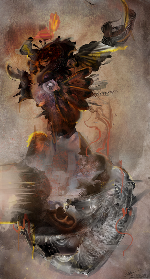 Vrika by archanN