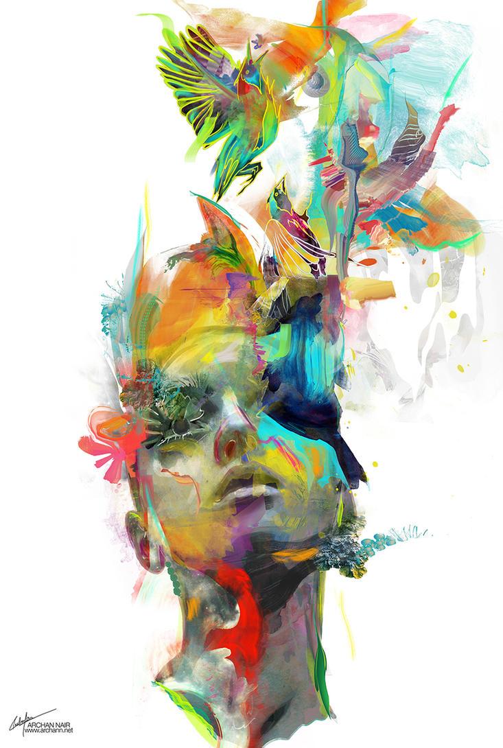Dream Theory by archanN