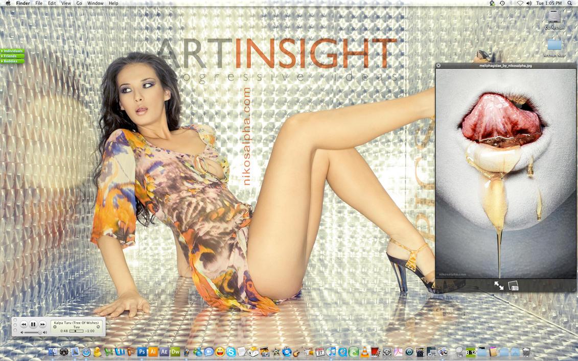 ART n SIGHT by archanN