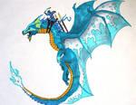 Lightning Dragon- Ninjago