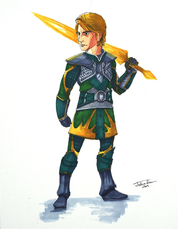 Lloyd- Ninjago by joshuad17 on DeviantArt