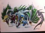Ultra Dragon- Ninjago