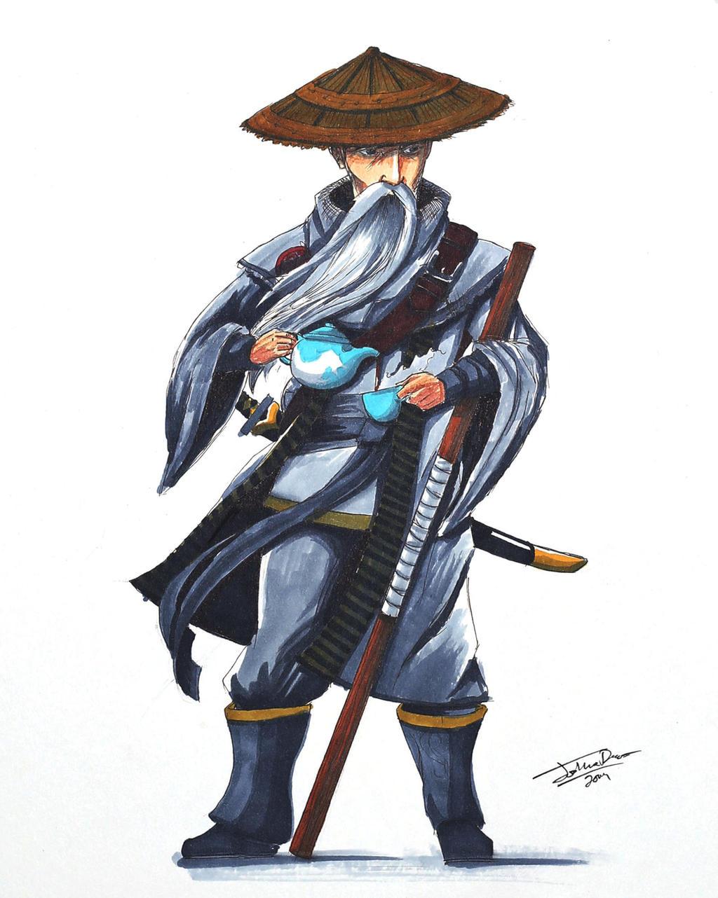 Sensei wu ninjago by joshuad17 on deviantart - Sensei ninjago ...