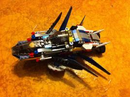 Lego builds- Bumblebee Mk II
