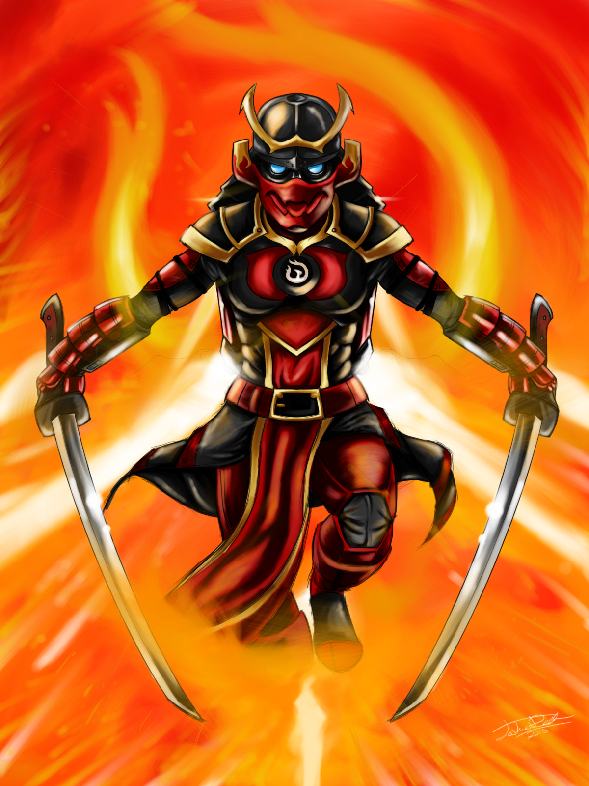 Samurai X by joshuad17 on DeviantArt