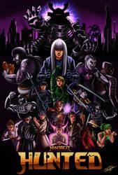 Hunted Poster (Ninjago Realm) by joshuad17