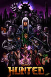 Hunted Poster (Ninjago Realm)