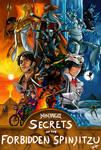 Secrets of the Forbidden Spinjitzu Poster
