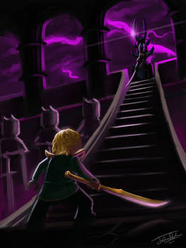 Realm of Madness: Throne Room Encounter