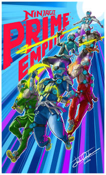 Prime Empire Poster Section