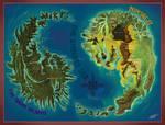 Map of Ninjago