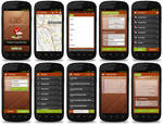 YGIS Palu - Android 2.3 Apps Interface Design
