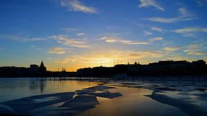 Tervasaari Sunset I