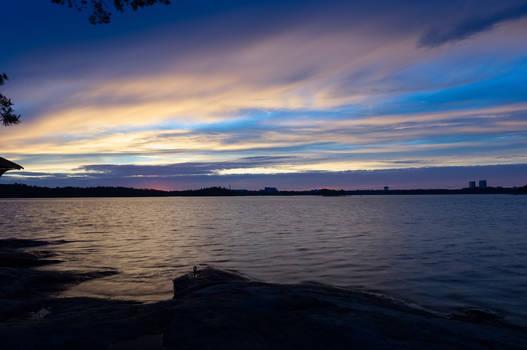 Westend Sunset