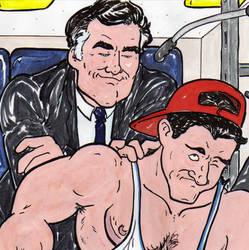 Romney Ryan in Alt World by CManArt1