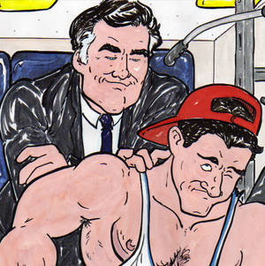 Romney Ryan in Alt World