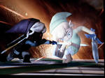 Dark Toon Link is Fierce