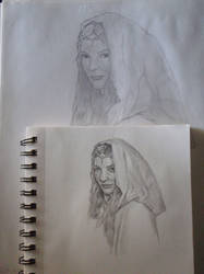 Galadriel: 2004 and 2013