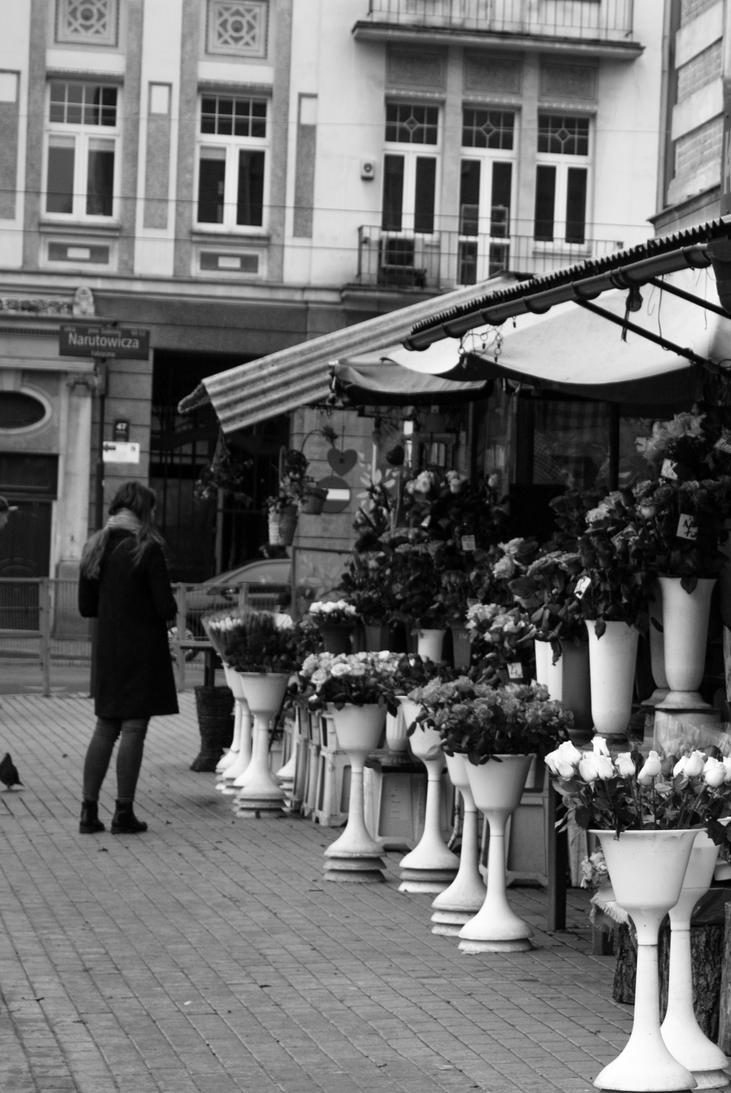 Flower Shop. by Sensejowy
