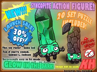 Syncopite Toy by KingHeron