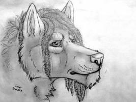 Rietas sketch 2013 by SaQe