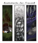 Bookmarks for Tracon8 by SaQe
