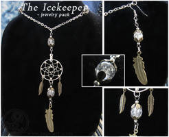 The Icekeeper - jewelry pack by SaQe