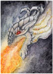 ACEO: Set the fire