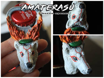 Bottle openers: Amaterasu