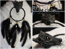 The Protector - dreamcatcher by SaQe