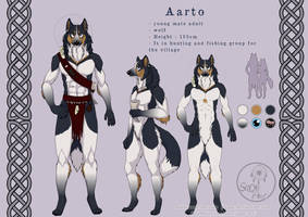 Characters: Aarto by SaQe