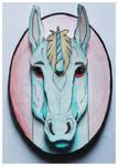 Commissions: 3D - Portrait - Unicorn