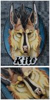 Commissions: 3D -portrait - Kite