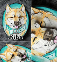 Commissions: 3D - Portrait - Kiba by SaQe