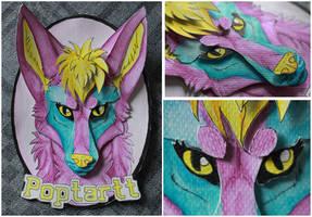 Commissions: 3D -portrait - Poptartt by SaQe