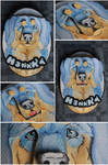 Commissions: 3D - portrait - H3nkk4