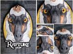 Commissions: 3D - Portrait - Rapture by SaQe