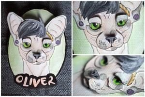 Commissions: 3D -portrait - Oliver by SaQe