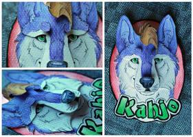 Commissions: 3D -portrait - Kahjo by SaQe