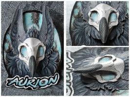 Commissions: 3D - Portrait - Aurion by SaQe