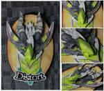Commissions: 3D - Portrait - Distort by SaQe