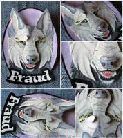 Commissions: 3D - Portrait - Fraud by SaQe
