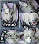 Commissions: 3D - Portrait - Fraud